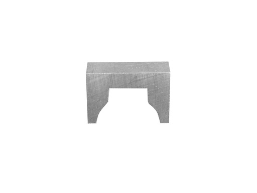 Alnico Horseshoe Magnet 28mm - Square