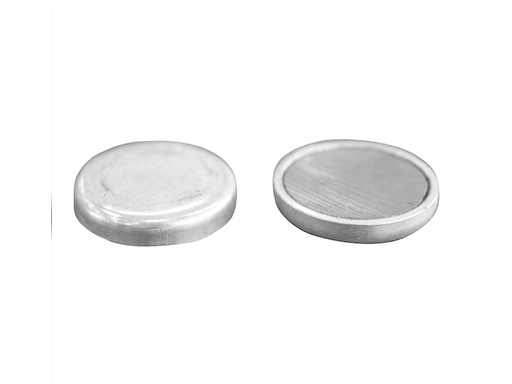 Ceramic Ferrite Capped Disc Magnet Ø20mm x 3mm