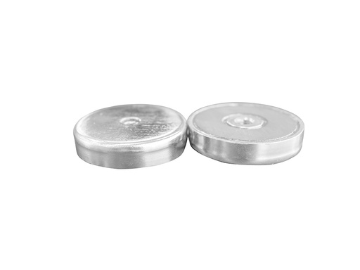 Ceramic Ferrite Pot Magnet Ø63mm x 13mm - M10 Internal Thread