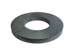 [10185] Ceramic Ferrite Ring Magnet Ø220mm x 110mm x 20mm