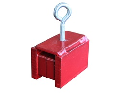 [10206] Lifting / Retrieving Magnet with eyebolt - 100kg