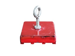 [10290] Lifting / Retrieving Magnet with hook - 18kg