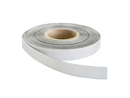 [10195] Flexible Magnetic Receptive Strip - Self Adhesive - 25.4mm x 0.6mm - 30m roll