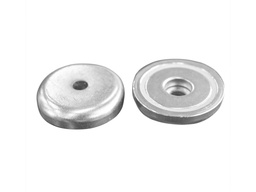 [10354] Neodymium Pot Magnet Ø32mm x 8mm - 5.5mm Hole