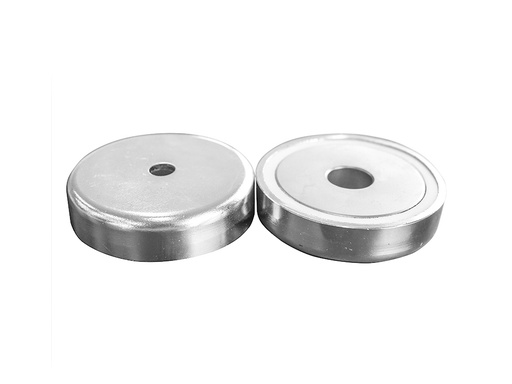 Neodymium Pot Magnet Ø88mm x 18mm - 13mm Hole