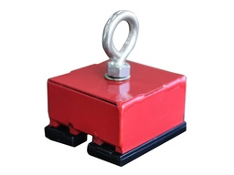 [10284] Lifting / Retrieving Magnet with eyebolt - 45Kg