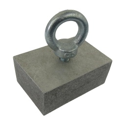 [10479] Lifting / Retrieving Magnet with eyebolt - 200kg