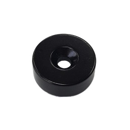 [10348] Neodymium Countersunk Ring Magnet Ø22mm x 5mm x 8 mm N48 - Epoxy Coating