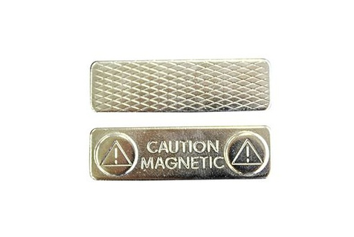 Magnetic Name Badge Fitting - Standard